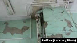 Детская поликлиника №4 в Омске