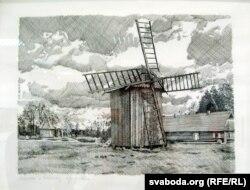 «Вятрак» аўтарства Ўладзіслава Петрука