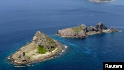 Мудофаа зонаси Япония, Хитой ва Тайван даъво қиладиган оролларни ҳам ўз ичига олган.