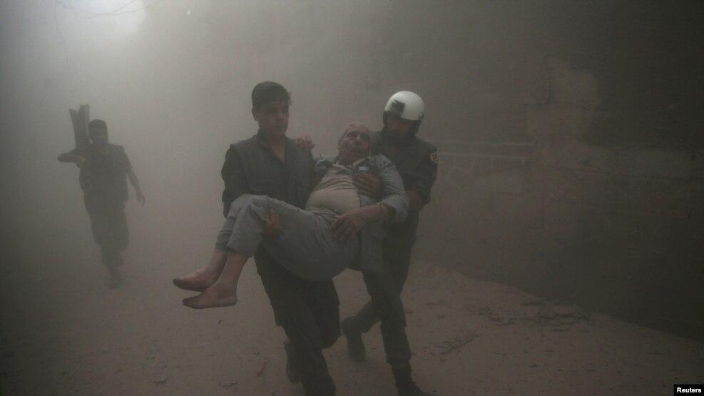 Сирия-Түркия чек арасындагы жардыруудан 17 адам мерт болду