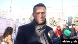 Aleksei Navalny (file photo)