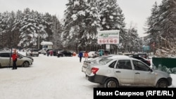 Рудничный бор – любимое место отдыха жителей Кемерова
