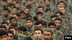 Iran's Revolutionary Guard Corps is reportedly one of the targets being considered for sanctions by the White House.