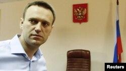 Alekseý Nawalnyý.