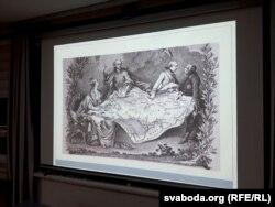 Рэч Паспалітую і Вялікае Княства Літоўскае падзялілі Расея, Прусія, Аўстрыя