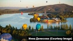 Праздник воздушных шаров в Канберре/Visit Canberra