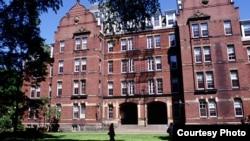 Harvard Universitetinin binası