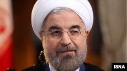 حسن روحانی، رییسجمهوری ایران.