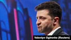 Volodymyr Zelenskiy (file photo)