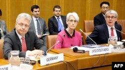 Преговарачот на САД, Венди Шерман