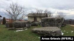 Stećci, mjesto Ularice