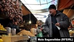 Tbilisi bazarı