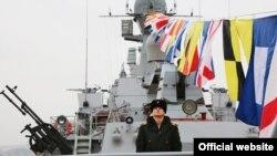 Российский флот в аннексированном Крыму. 2015 год