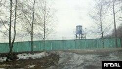Калёнія «Віцьба-3», дзе адбывае пакараньне Андрэй Саньнікаў