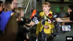 "Случајот ""Рекет"" го води обвинителката Вилма Русковска"