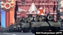 T-14 Armata tankları