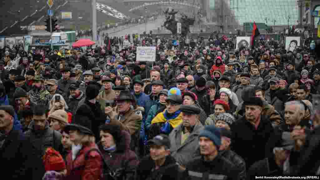 На Віче прийшли близько 500 людей