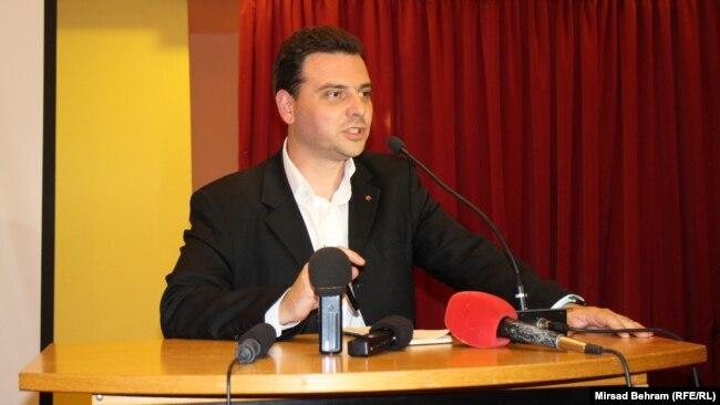 Transparentnost kao problem: Saša Magazinović