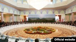 File photo of Regional Economic Cooperation Conference on Afghanistan in Tajikistan, 2012.