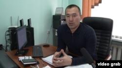 Берик Жорабеков, руководитель Кызылординского филиала «Охотзоопрома», Кызылординская область, 18 января 2019 года.