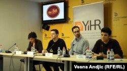 """Predstavljanje šestih """"Dana Sarajeva"""", maj 2012."""