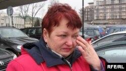 Валянціна Брускова чацьвёрты дзень у Менску. Сустрэцца з дачкой у Гомельскім ізалятары жанчыне не дазволілі