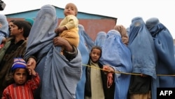 The passage of a discriminatory religious law in Afghanistan was among the losses for women's rights in 2009.