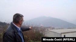 Marko Draganić pokazuje Hangar 6 u kojem je bio zatočen