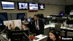 Redakcija Current Time, medijske platforme RSE na ruskom