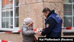 În memoria victimelor atacurilor de la Hanau - lîngă Frankfurt, 20 februarie 2020
