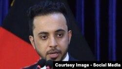د افغانستان د ملي امنیت شورا د دفتر ویاند جاوېد فیصل.