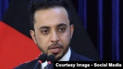جاوید فیصل معاون سخنگوی ریاست اجرائیه