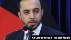 د اجرائیه ریاست مرستیال ویاند جاوید فیصل