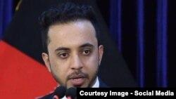 جاوید فیصل سخنگوی شورای امنیت ملی افغانستان