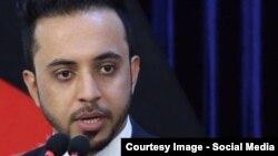 د اجرائیه ریاست د ویاند مرستیال جاوید فیصل