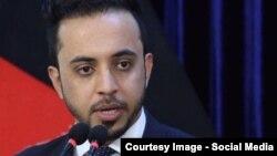 د حکومت د اجرائیه ریاست مرستیال ویاند جاوید فیصل