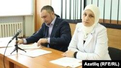 Адвокат Руслан Нәгыев һәм укытучы Ләйлә Әбдрәшитова
