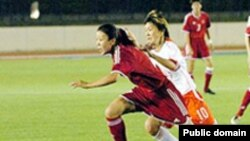 تيم فوتبال زنان چين به مرحله پايانى جام جهانى فوتبال زنان در روسيه صعود کرد.