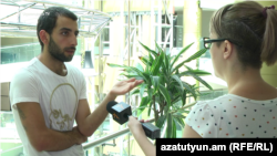 Айк Акопян рассказывает Радио Азатутюн об инциденте, Ереван, 6 августа 2018 г.