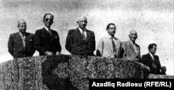 Iran -- Seyid Cəfər Pişəvərinin rəhbərliyində Azərbaycan Xalq Hökuməti (Noyabr, 1945 – Noyabr, 1946)