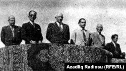 İranda Azərbaycan milli hökuməti