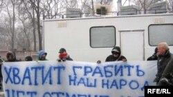 Белорусская Фемиды снова вспомнила про участников протестов мелкого бизнеса, прокатившихся по стране в январе