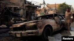 Ирак. Иллюстративное фото