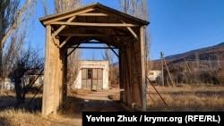 В километре от села – заброшенная птицеферма
