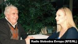 Azem Vllasi u razgovoru s našom novinarkom