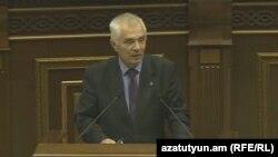 Глава делегации Евросоюза в Армении, посол Петр Свитальский