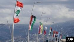 Steagurile Ligii Statelor Arabe