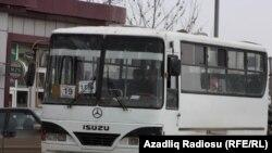 119 nömrəli avtobus