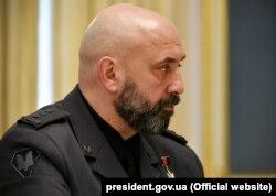 Сергій Кривонос – у 2014 році начальник штабу ВДВ ЗСУ