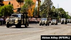 Ադրբեջան - Զորահանդես Բաքվում, 26-ը հունիսի, 2013թ․